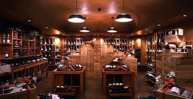 Flagship Duomo Wine Cellar