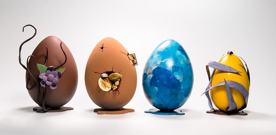 Le uova di Pasqua di Peck: capolavori da gustare