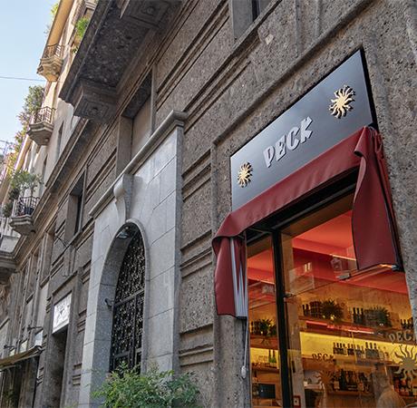 Negozio Porta Venezia