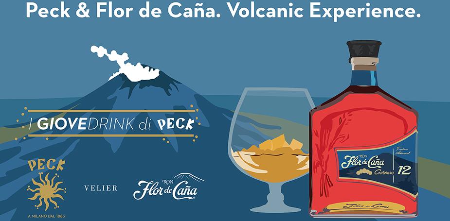 Flor de Caña - Volcanic Experience