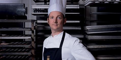 Galileo Reposo Pastry Chef