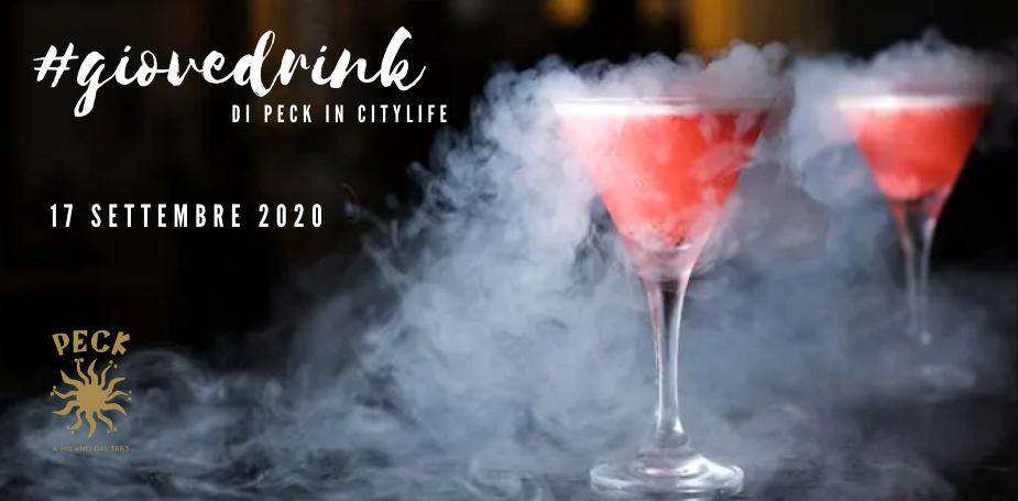 Giovedrink: dal cocktail al gelato e viceversa