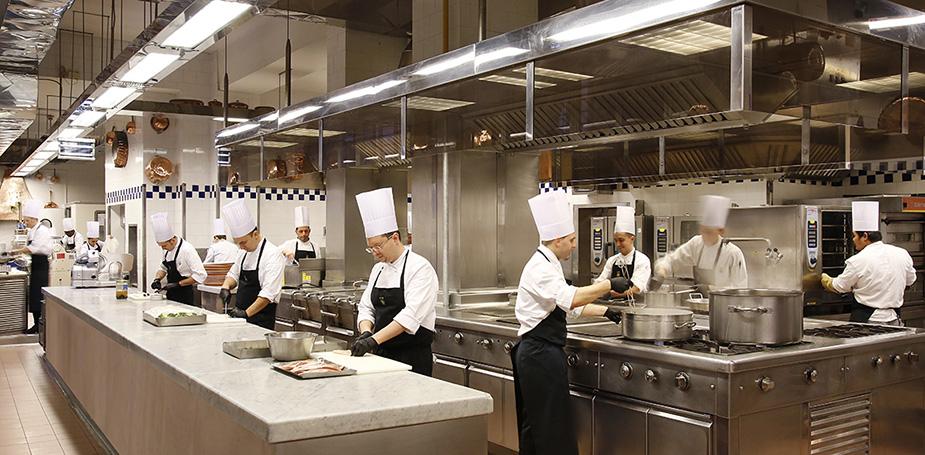 Le cucine di Peck