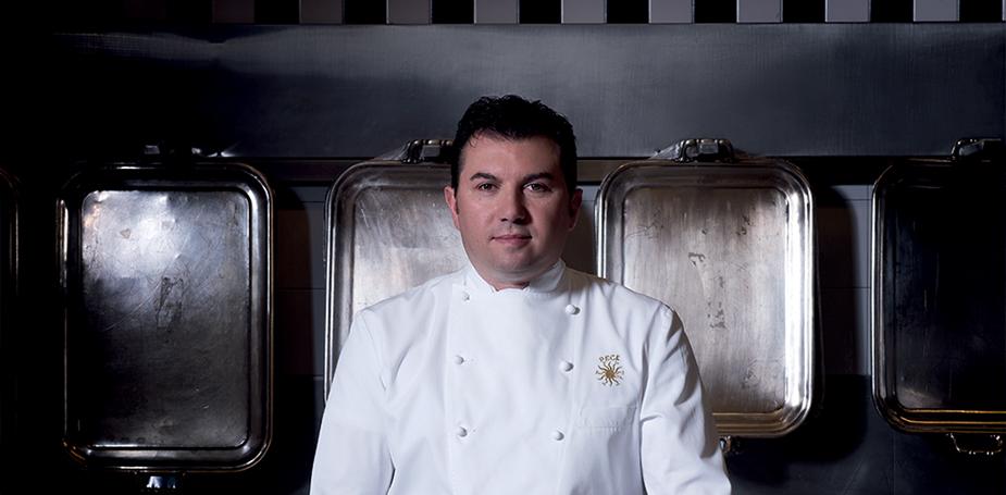 Matteo Vigotti Executive Chef