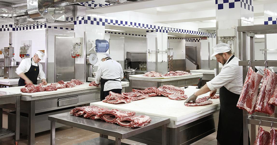 Butchery lab