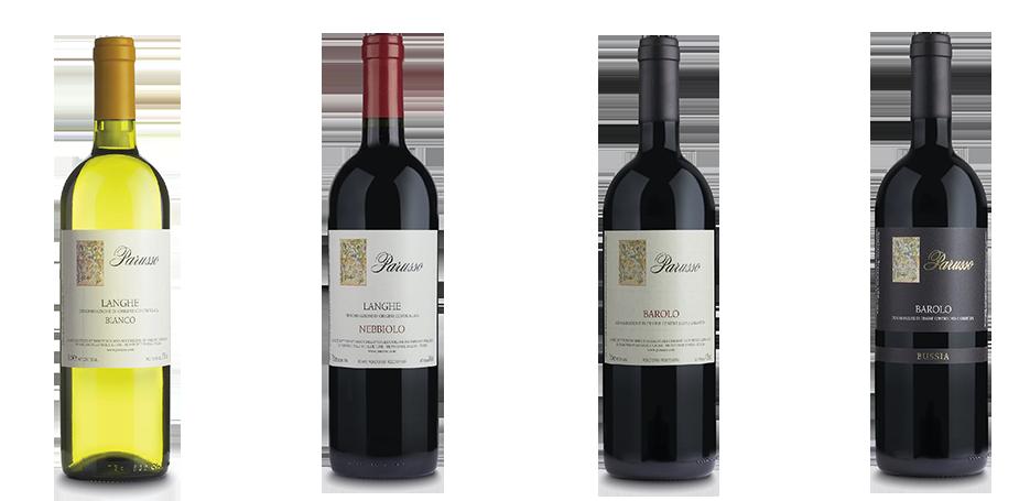 Parusso wines