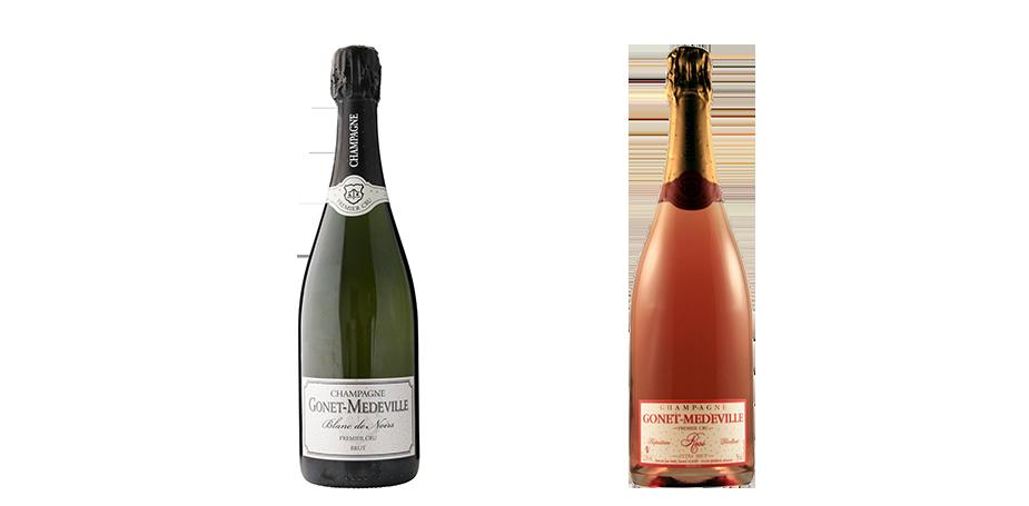 Gonet Médeville champagne