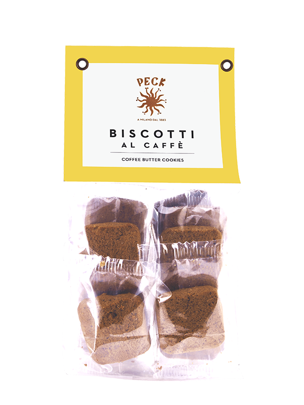Coffee flavoured cookies 200 g