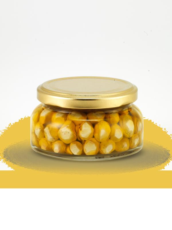 CARCIOFINI MIGNON IN OLIO EXTRA VERGINE DI OLIVA 120 g