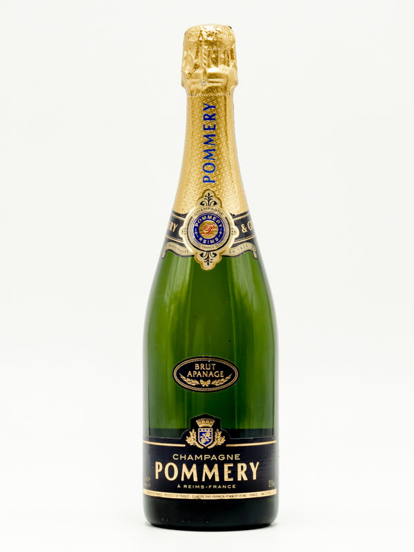 CHAMPAGNE BRUT APANAGE POMMERY 75 cl