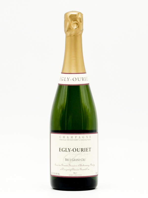 CHAMPAGNE BRUT GRAND CRU TRADITION EGLY OURIET 75cl