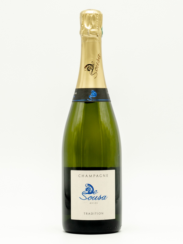CHAMPAGNE BRUT TRADITION DE SOUSA 75 cl