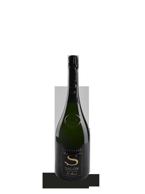 Champagne Salon Le Mesnil Blanc de Blancs 2002 Salon 1,5 l ...