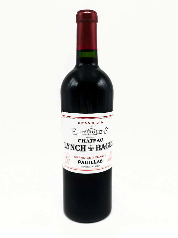 CHATEAU LYNCH BAGES 2017 75 cl