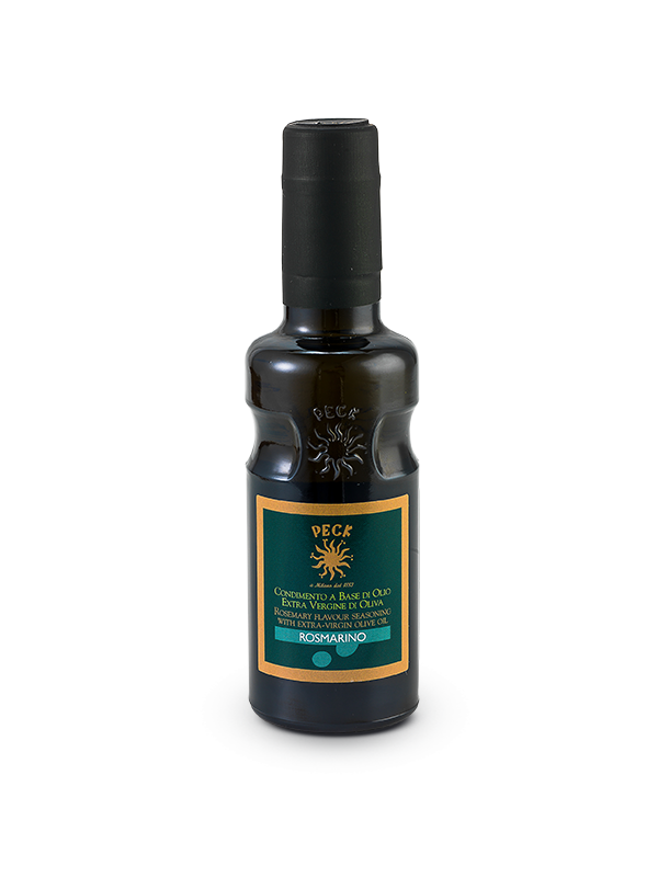 Rosemary flavoured seasoning with extra virgin olive 25 cl