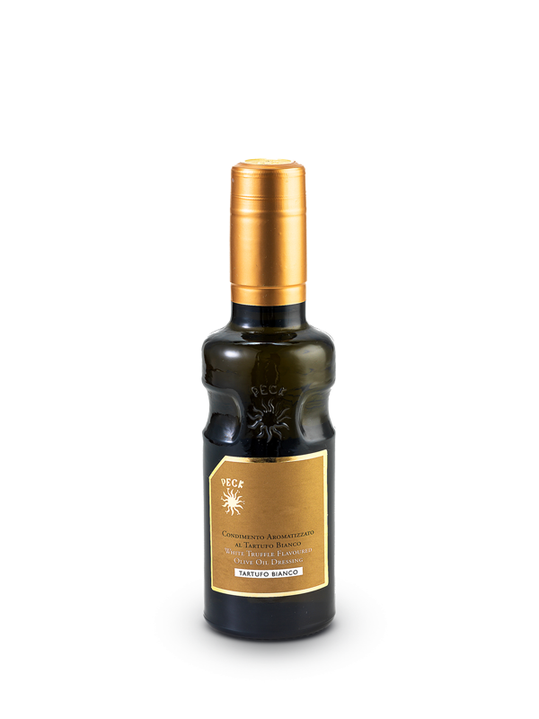 White truffle flavoured olive oil dressing 25 cl