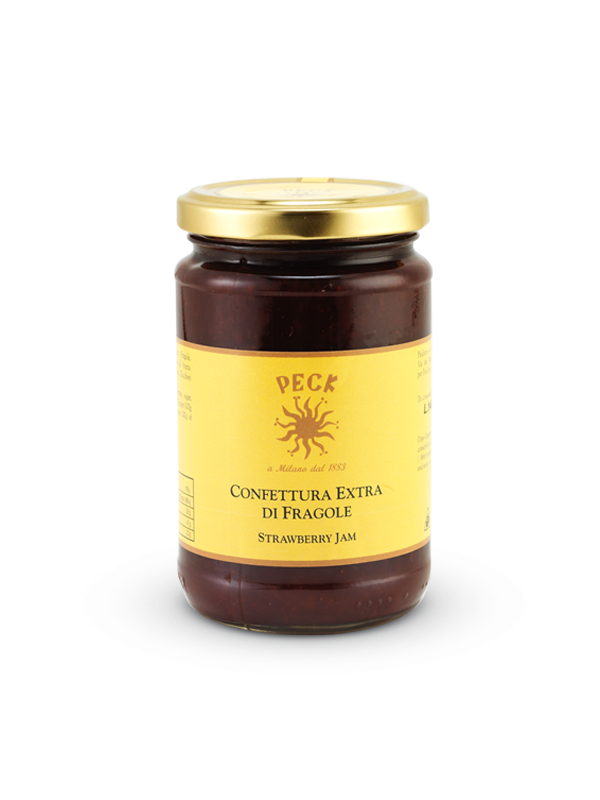 Strawberry extra jam 350 g