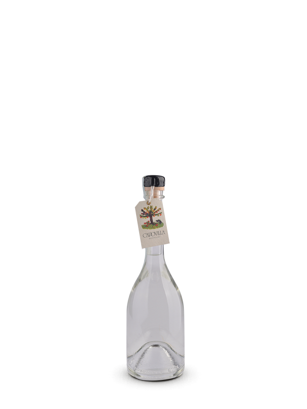 Capovilla black currant distillate 50 cl