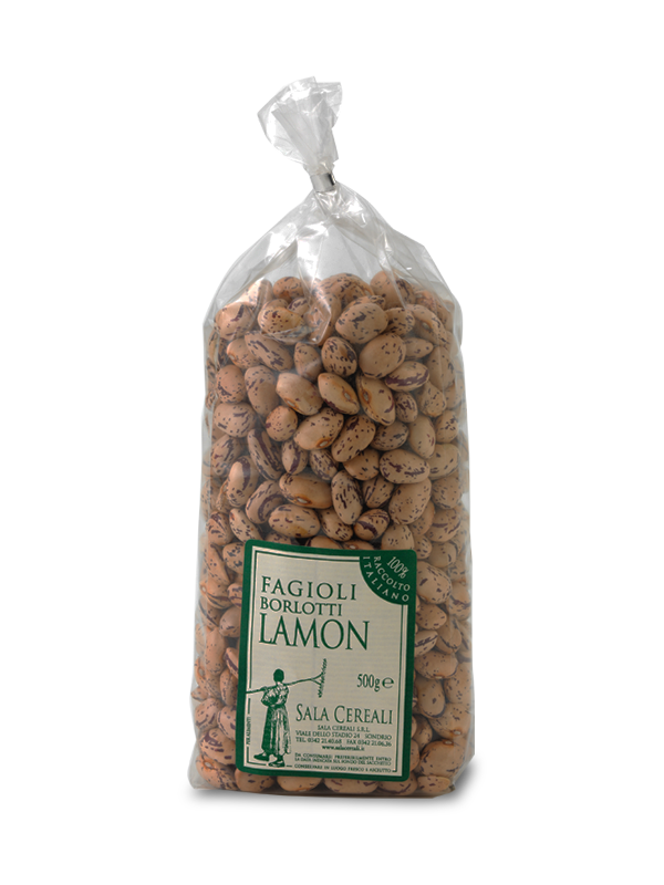 FAGIOLI BORLOTTI LAMON 500 g