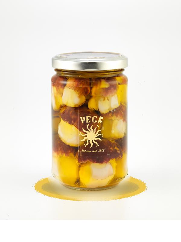 Porcini mushrooms in extra virgin olive oil 290 g