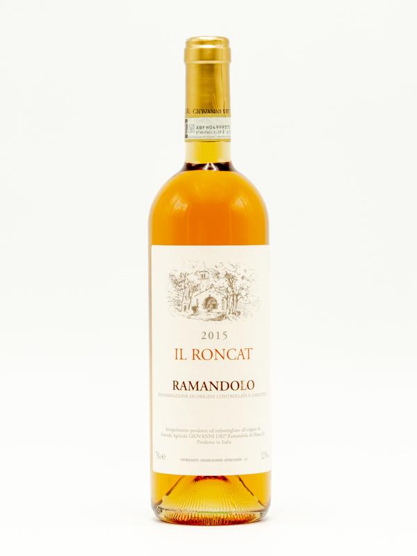 IL RONCAT RAMANDOLO DOCG DRI 2015 75 cl