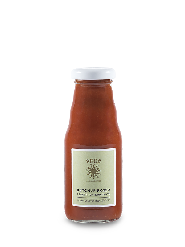 Slightly spicy red ketchup 200 g