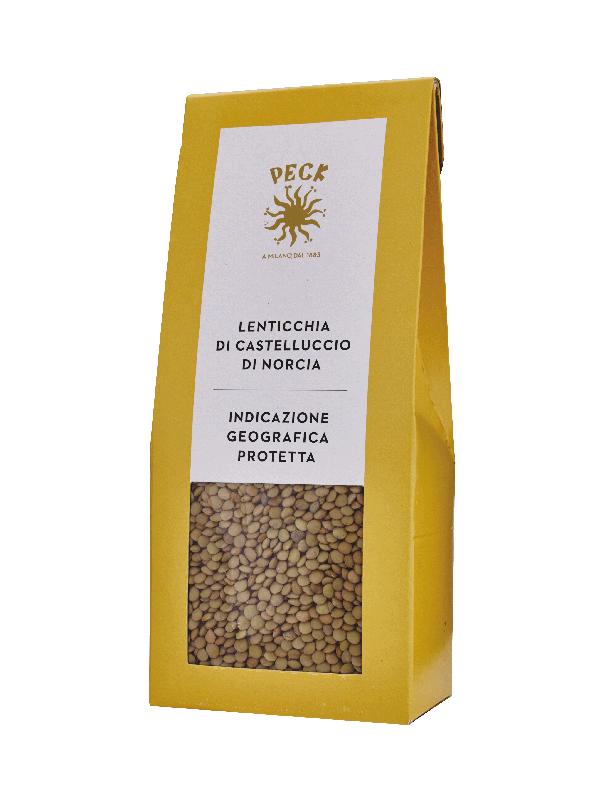 Lentils from Castelluccio di Norcia PGI 500 g