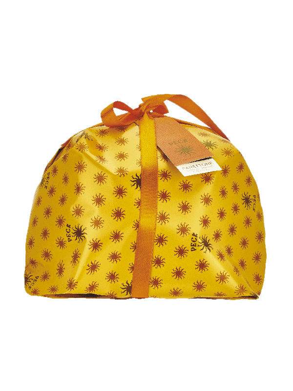 Panettone with orange, pineapple and ginger 1 kg