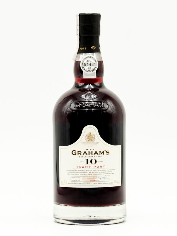 Porto Tawny 10 years Graham 75 cl