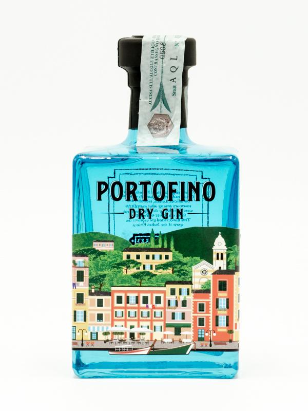 PORTOFINO DRY GIN 50 cl