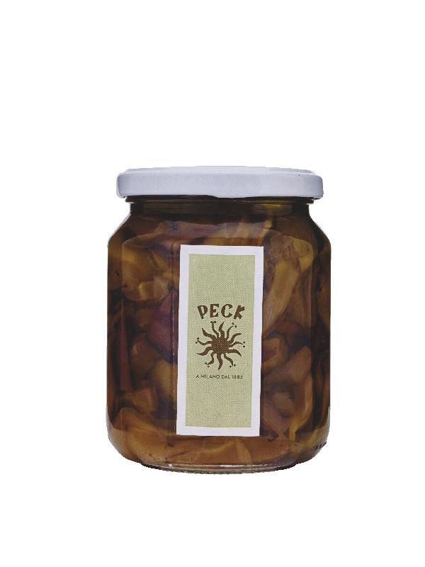 Grilled Red Radicchio of Treviso PGI in oil 360 g