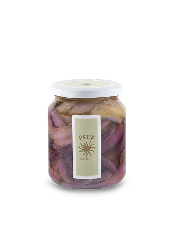 Red Radicchio of Treviso PGI in oil 360 g