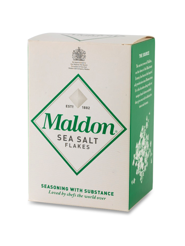 Maldon sea salt flakes 250 g