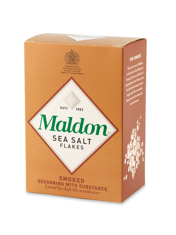 Maldon smoked sea salt flakes 125 g