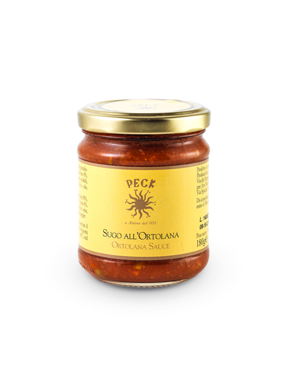 SUGO ALL'ORTOLANA 180 g