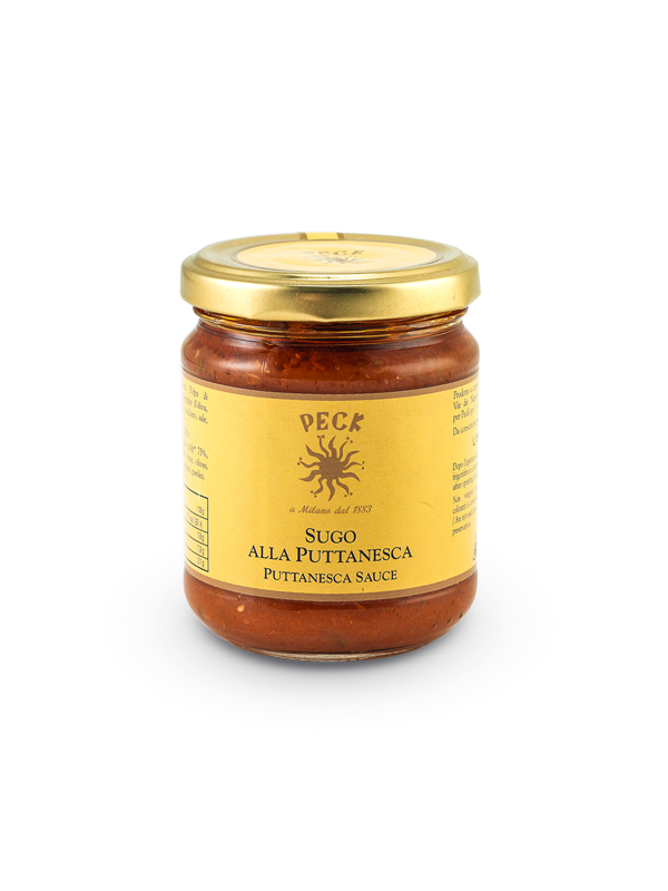 Puttanesca sauce 180 g