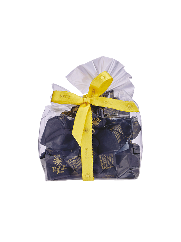 Chocolate black truffles 110 g
