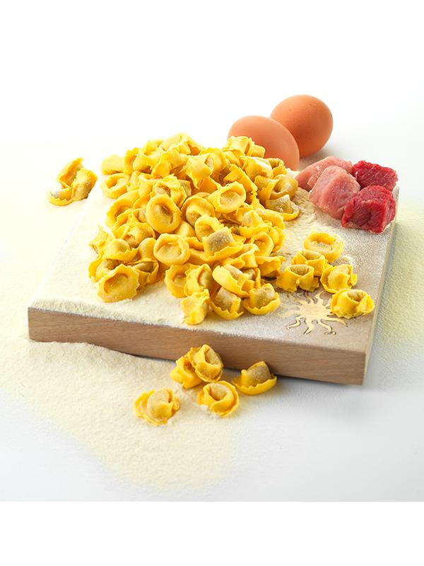 TORTELLINI PICCOLI DI CARNE 250 g