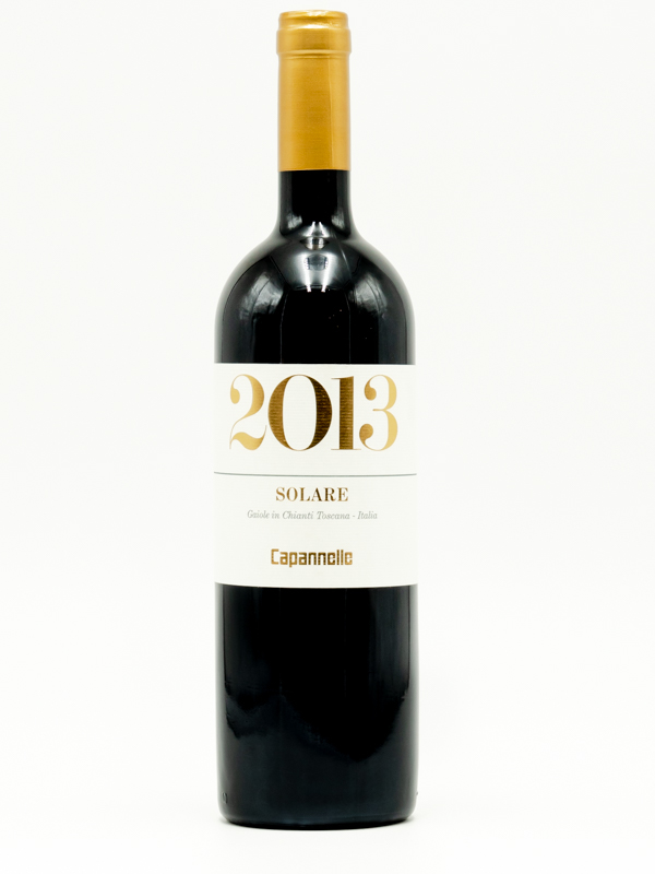 TOSCANA IGT SOLARE CAPANNELLE 2013 75 cl
