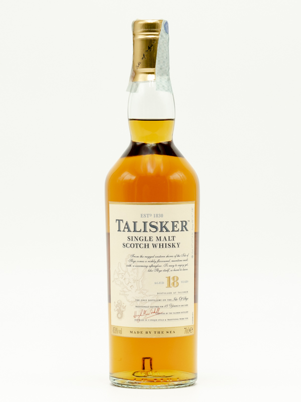 WHISKY TALISKER 18 YEARS OLD 70 cl